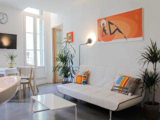 Modern Marseille apartment with 2 bedrooms, wi-fi