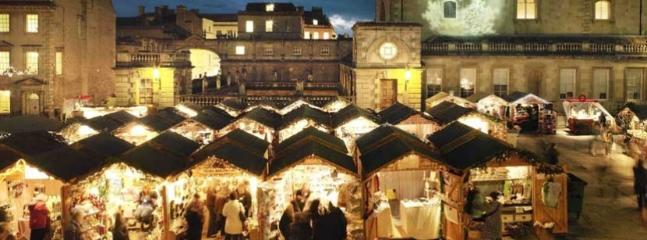 Bath Christmas Markets.