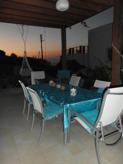 Sunset on the Terrace 2012