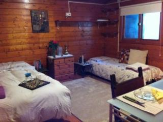 Wood Garden Cabin