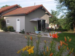 Chalet indépendant  Rocamadour, Lanzac