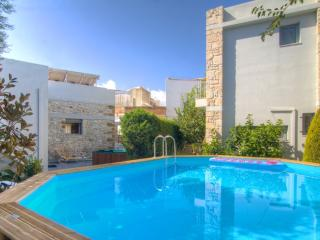 Rethymno holiday villa rental