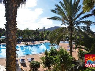 Mejor piso en el Tamarindo, frente de la piscina!, Corralejo