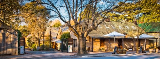 Thiele House Retreat is in the heart of historic Hahndorf in the Adelaide Hills.