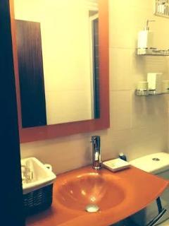 Lavabo espejo