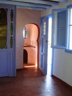la habitación 'lumiére'