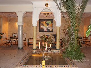 Riad Nomades is magical, quiet and authentic., Marrakech