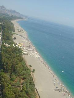 See beach Marina di Cottone