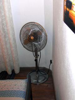 Detalle ventilador