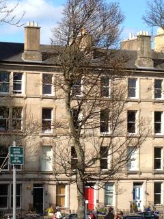 The tenement building