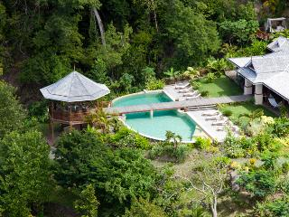 Villa Susanna, bahía de Marigot