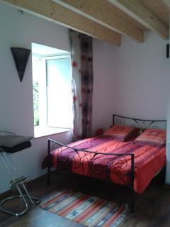 Ground floor 1rst bedroom