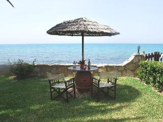 SEA FRONT 6 bedroom Villa, Amazing Garden  Privacy, Argaka