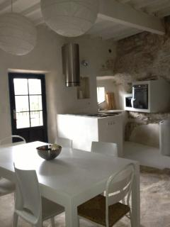 La Luberon: The kitchen