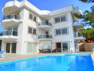 Holiday villa in Akbel Kalkan , sleeps 08 : 070