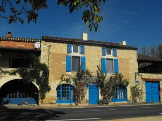 La Maison Bleue, Touzac