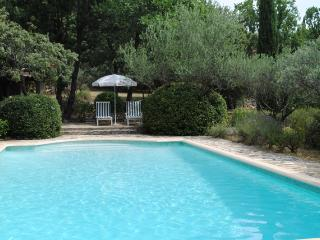 Provencal Country house with private pool & garden, Cotignac