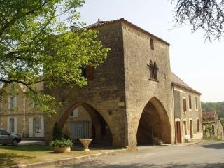 La Maison du Bayle. Monument Historique Francais
