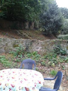 Garden south