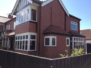 House near the sea and beach, Lytham St Anne's