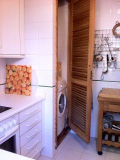 Copcina y lavadora