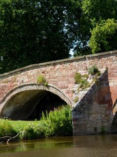 13th Century Nungate Bridge