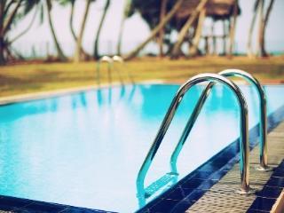 The pool - Ranna House