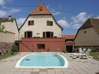 Holiday Apartment in Alsace, Gueberschwihr