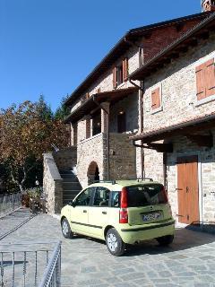 Apartamento para 5 personas en Pratovecchio