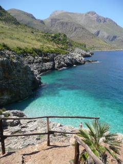 One of the most beautiful places near San Vito: Riserva dello Zingaro