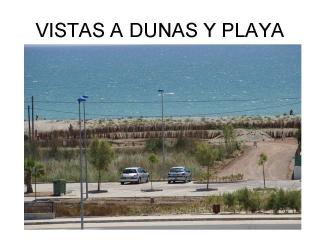 ático dúplex esquina terraza 60m2 vistas mar y pla, Almenara