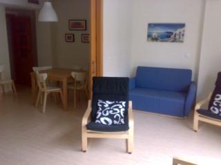 Apartamento de 80 m2 para 6 personas en Peñíscola, Peniscola