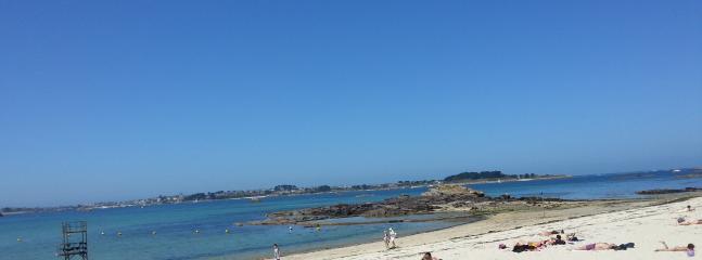 la plage de Rockroum