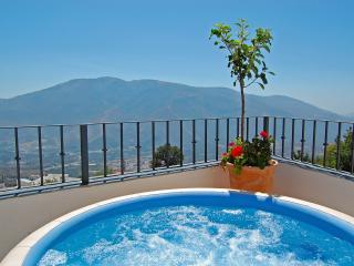Alpujarra Escape - El Tinao. Traditional townhouse with soaring views...