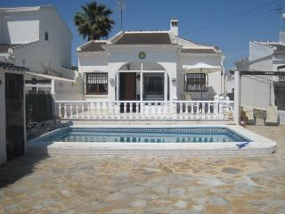 VILLA RHODA with PRIVATE POOL, Torrevieja