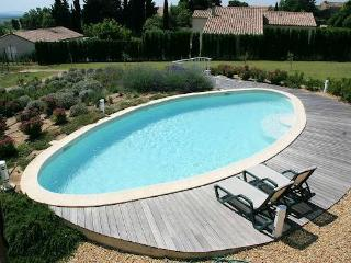 Luxury South of France villa rental with pool and tennis court sleeps 12