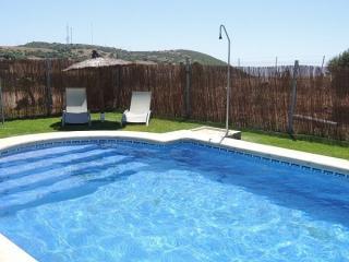 Casa rural con piscina, jadin con barbacoa, wifi., Vejer de la Frontera