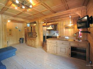 A self-catering in Dolomites, Borca di Cadore