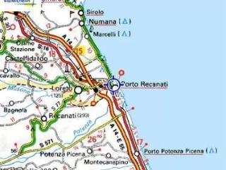 Il Girasole fortunato, Porto Recanati