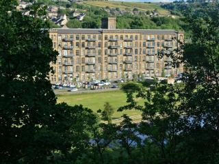 Converted Textile Mill in the Colne Valley with superb views