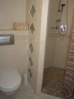 Shower room  Downstairs