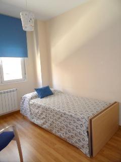 Dormitorio 2 camas individuales 90 cm (cama nido)