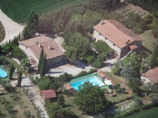Casale Piantata Orte 70km Roma Pool, garden 19 per