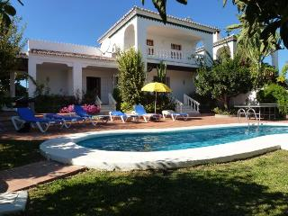 Villa Angeles: 3bedrooms, private pool, A/C, wifi, Nerja