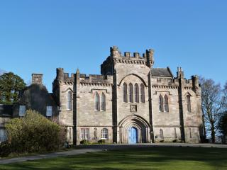 Craufurdland Castle- Tower House, Ayrshire, Kilmarnock