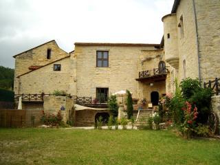 le chateau de st chamarand, Saint-Chamarand