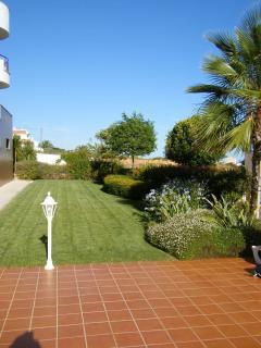 Condominium gardens