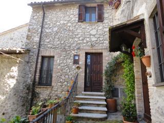 Dimora tipica in uno dei borghi più belli d'Italia