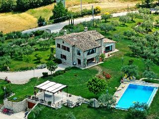 Luxury villa with private pool near Todi- Perugia
