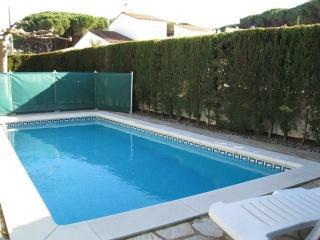 Costabravaforrent Can Briu, casa para 7, piscina, L'Escala